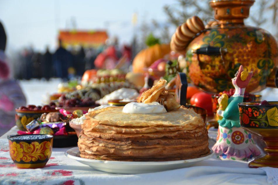 1 марта празднование Широкой масленицы в готовом коттеджном поселке «Примавера»